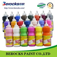 Top Quality Arts And Crafts Non-toxic Wholesale Poster Acrylic Paint Free Samples