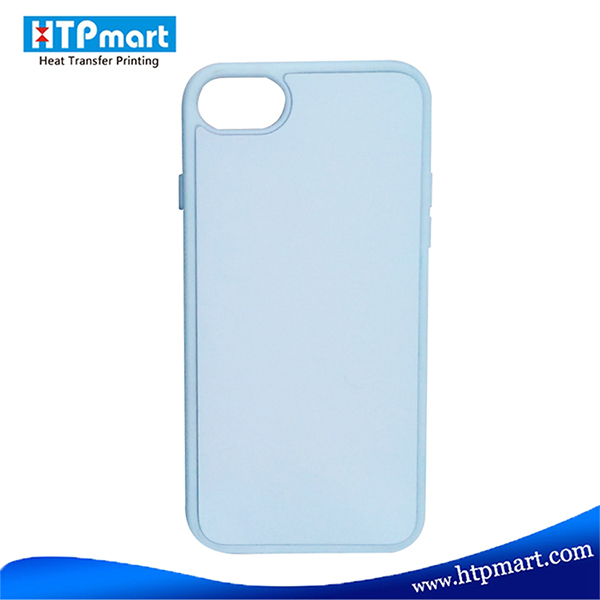 For Custom Iphone Cover Printing, For Iphone 7 Heat Transfer Phone Case Printing, For Iphone 7 Blank Sublimation Case 2D