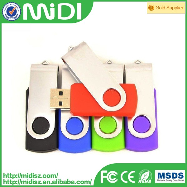 Factory Metal whistle 8Gb 16GB 32GB 64GB usb flash drive 2.0 usb flash memory disk