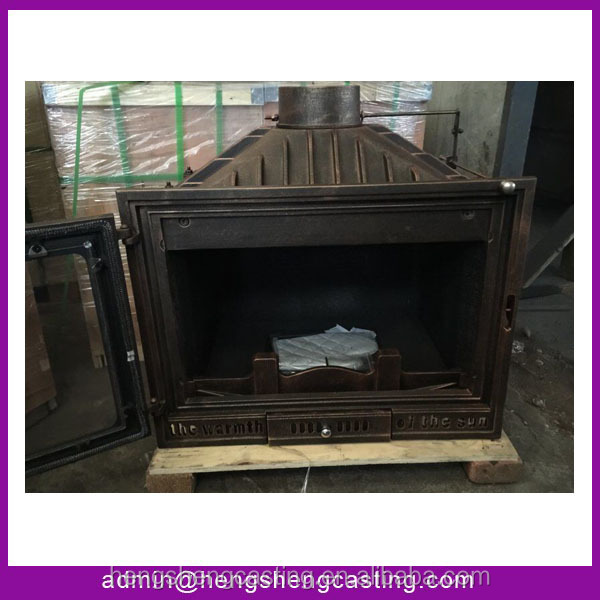 how to use a coal stove