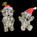 Wholesale cute 3D LED christmas sculpture light