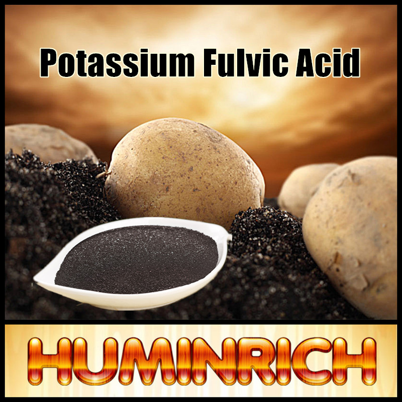 Huminrich 100% Water Soluble Potassium Fulvic Humic Acid Fertilizer Material Safety Data Sheet