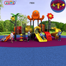Free Design Outdoor Slide Game Center New Playground for Kids Park
