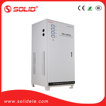 90KVA three phase servo motor voltage stabilizer