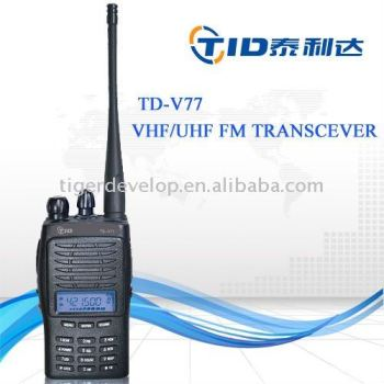 What is a two way radio TD-V77 Best Selling!!!!!!!!!