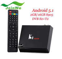 Android Kii pro DVB S2+T2 Amlogic S905 Quad Core 2G Ram 16G Rom Kii pro Download App Play Store
