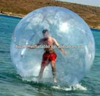 Advertising inflatable water walking ball/loopy balls for sale