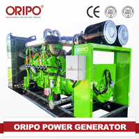 400KW Natural Gas Generator, Natural Gas Cogeneration, Natural Gas Genset