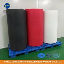 Promotional Top Quality Polyester Nonwoven Flocking Fabrics