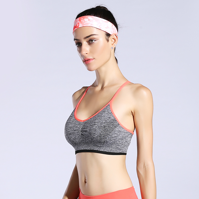 support design your own hot sexy image pink girl women's sport hot sex sexy xx xxxx seamless womens padded sports bra xxx