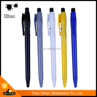 The latest style professional plastic faber castell ball pen 1423 with OEM cooperation