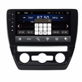 Great Bluetooth excellent sound car radio support DAB+ and WAZE map android 7.1.2 for SAGITAR MT 2015-2016