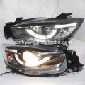 For MAZDA CX-5 LED Strip Head Lamps 2012-15 year TW