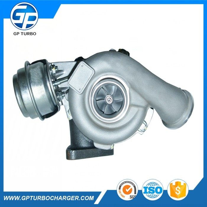 Auto Engine Spare Part Garrett Turbo GT1849V 717625-5001S 717625-1 for Opel Astra/Zafira Y22DTR Engine