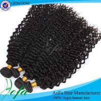 Caribbean wave human hair 100% Cambodian human deep wave hair permanent wave