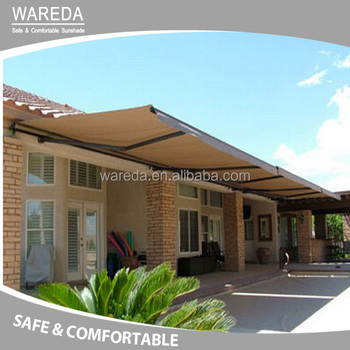Best Price Motorized Patio Retractable Awning for Sunshade