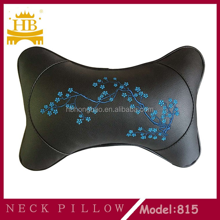 High Quality Car Accessories Car Neck Rest Pillow China Supplier