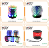 New items portable wireless FM audio bluetooth speaker for motorcycle for outdoor