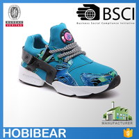 New arrival brand basketball shoes for kids good quality sports children shoes