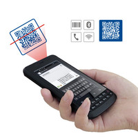 IP65 Waterproof Industrial grade NFC RFID smart phone with 2D barcode scanner