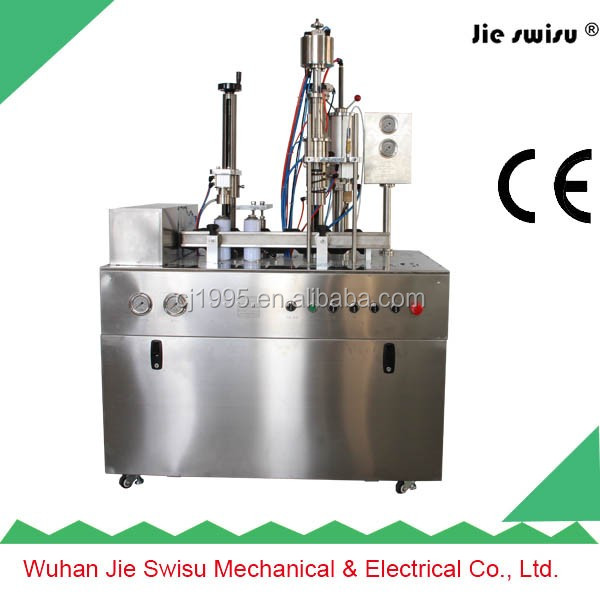 Hot sale aerosol spray filling machine for mosquito killer