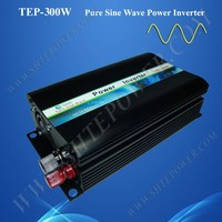 Off Grid Pure Sine Car DC 12V 24V 48V to AC 220V 230V 240V Inverter 300W