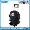 1-5 settings 90% oxygen purity rechargeable oxygen concentrator portable