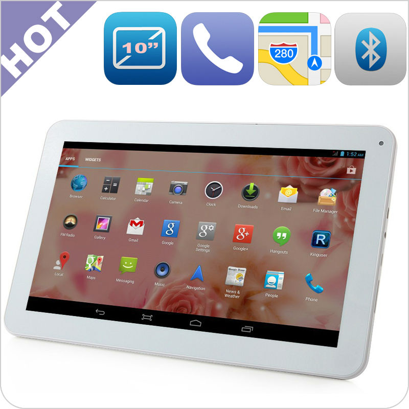 Wholesale 7'' - 10'' hp tablet with 3G / Bluetooth / Call Phone / GPS