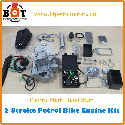 Petrol bicycle Engine Kit/BT-80CC gas bike engine/Motor para Bicicleta