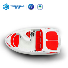 OEM Offered fashionable personal jet boat passenger speed boat yacht