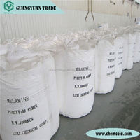 Melamine glazing powder 99.8%min Manufacturer