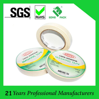 No residue Easy Mask Heat Resistant Auto-painting Masking Tape