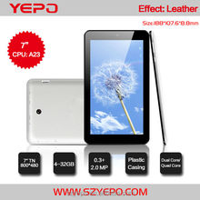 7 inch firmware android 4.0 tablet