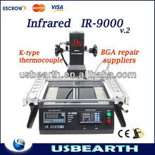 Ly IR9000 v.2 Infrared BGA Rework Station Repair system For PCB XBOX / PS3