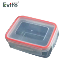 Plastic Lid Storage 450ml Food Container