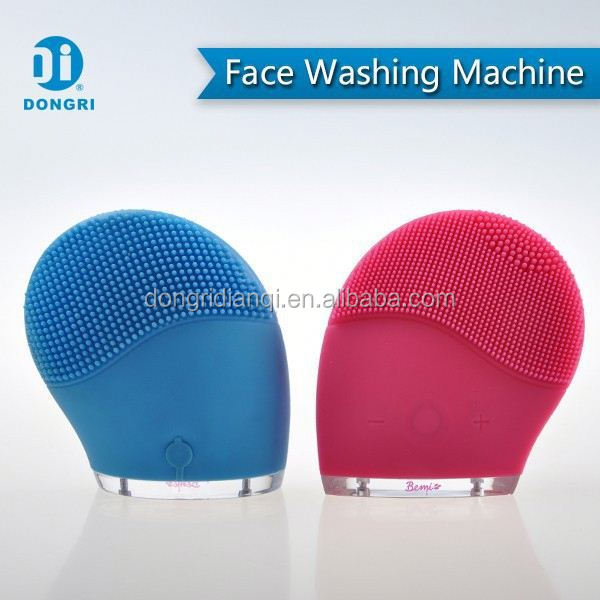2014 new arrival Electric waterproof Skin Care Cleaner Beauty Face Wash Machine