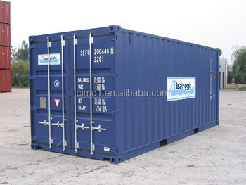 20ft GP ISO shipping container