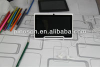 "High quality hot sale 7"" Allwinner A13 Q88 tablet pc andriod 4.0 4G"