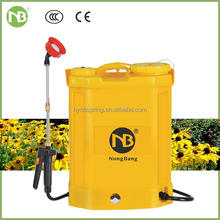 2014 hot sale 16L agriculture stainless steel agricultural manual pressure sprayer