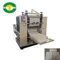 3 lines automatic facial tissue making machine