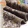 Good wear resistance rock dots pattern suede fabric for sofa