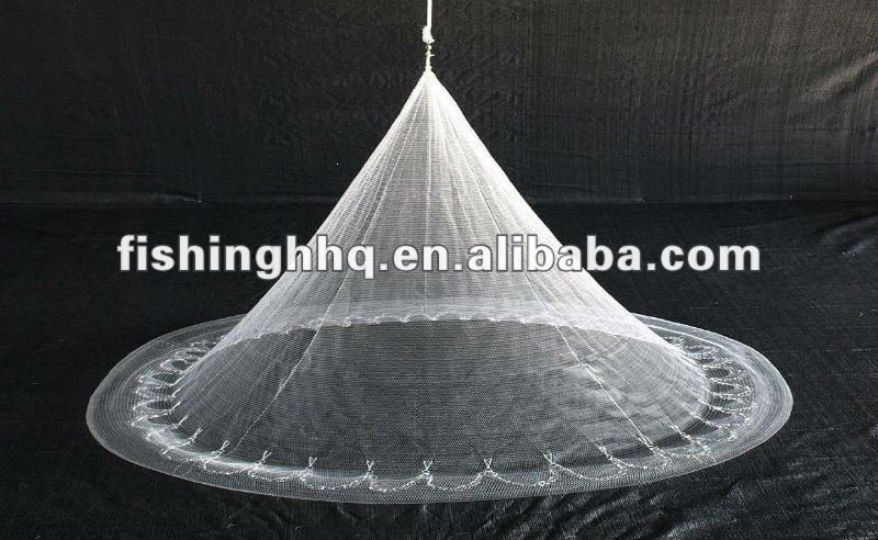 Japanese Bottom Pocket Casting Fishing net