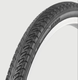 High Quality Black Solid Rubber Bicycle Tire 28*1.75