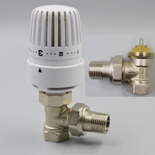 15mm/20mm brass hydro control valve for heating radiator
