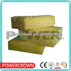 glass wool batt insulation/thermal conductivity glass wool insulation fire batt insulation