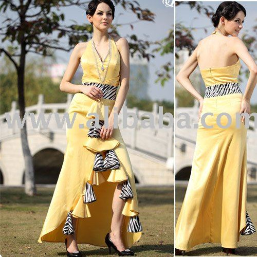 new style Evening dress