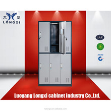 China supplier, Safe and reliable,6 doors Necessary home furniture storage cabinets metal locker,file cabinet,furniture