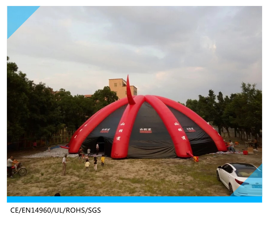 domos inflables inflatable dome tent