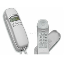 Best Selling caller ID Corded Slim Telephone Shenzhen OEM Factory