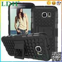 2015 Best Selling Products TPU+PC Hybrid Shockproof Mobile Phone Case for Samsung Galaxy S6 Bulk Buy from China